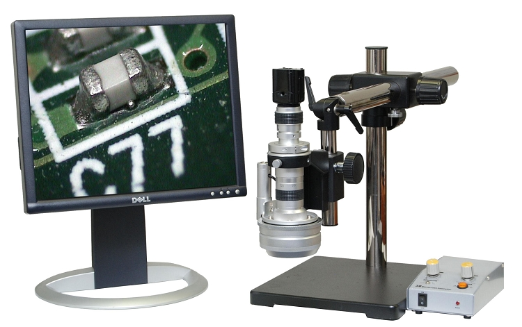 D digital microscope d us with hd hdmi or usb digital camera