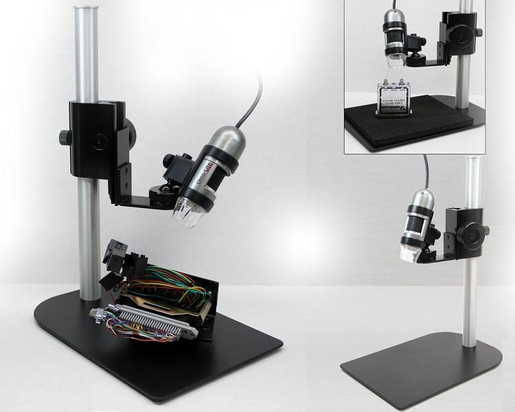 dino lite digital microscope ms35b popular stands. Black Bedroom Furniture Sets. Home Design Ideas
