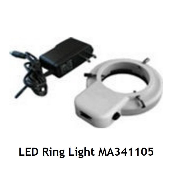 LED Ring Light MA341105 # Wandleuchte Led Ring