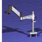 Lift Articulating Table Mount Stand Components