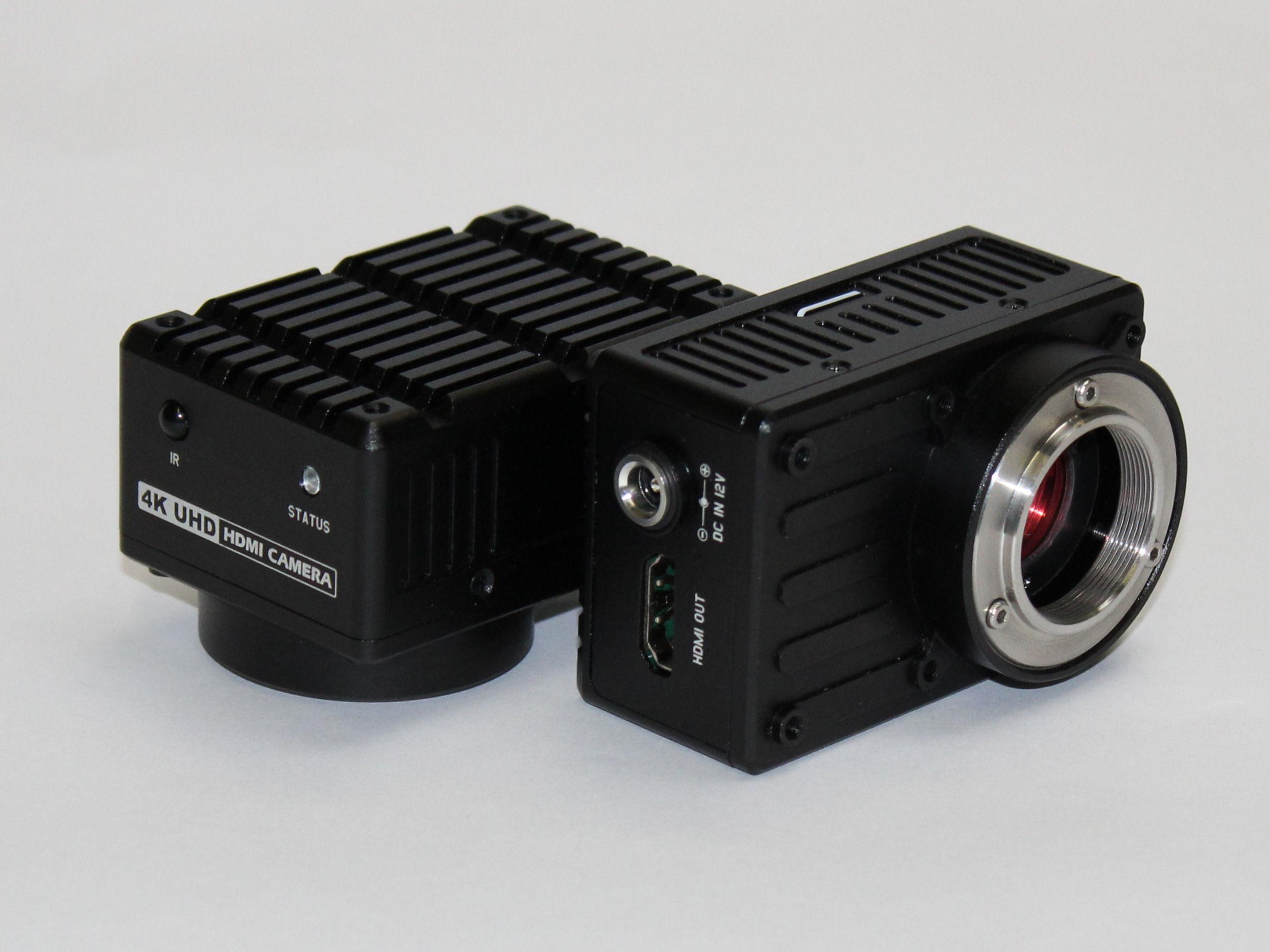 4k Ultra Hd C Mount Camera Uhd100 For Microscopes