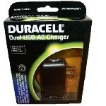 Bodelin Proscope DUR-DUX8215 Duracell Dual USB AC Charger for PMM