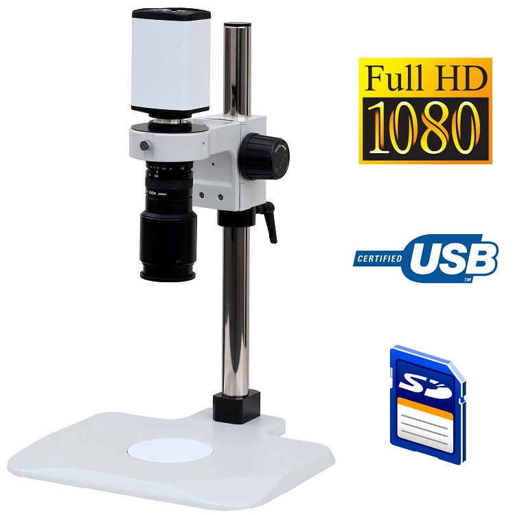 5x 224x Full Hd 1080p Digital Microscope Hd801 Lbs With