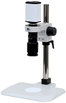 5x-122x Full HD 1080p Digital Microscope HD801-LBS with LED Lighting Basic Stand (Optional 24 inch HD monitor and video measurement software)