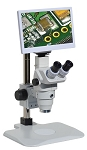 "HD8TR-LBSm12 HD 1080p Digital Microscope with Basic Stand and 11.6"" Retina HD Display"