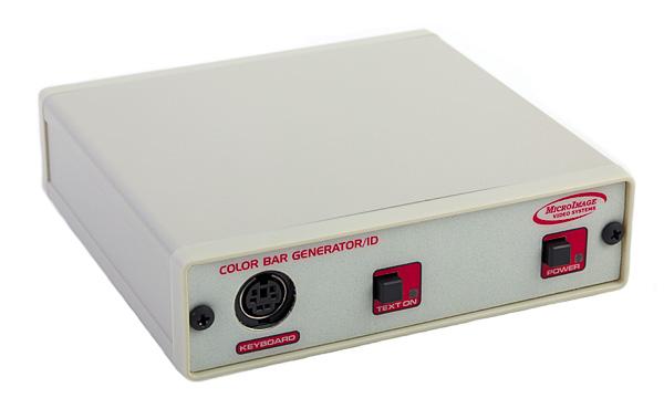 Color Bar Generator : Mivs cbg color bar generator w text overlay ntsc pal
