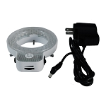 Microscope ML23241121 Adjustable LED Ring Light