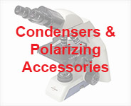 Condensers & Polarizing Accessories
