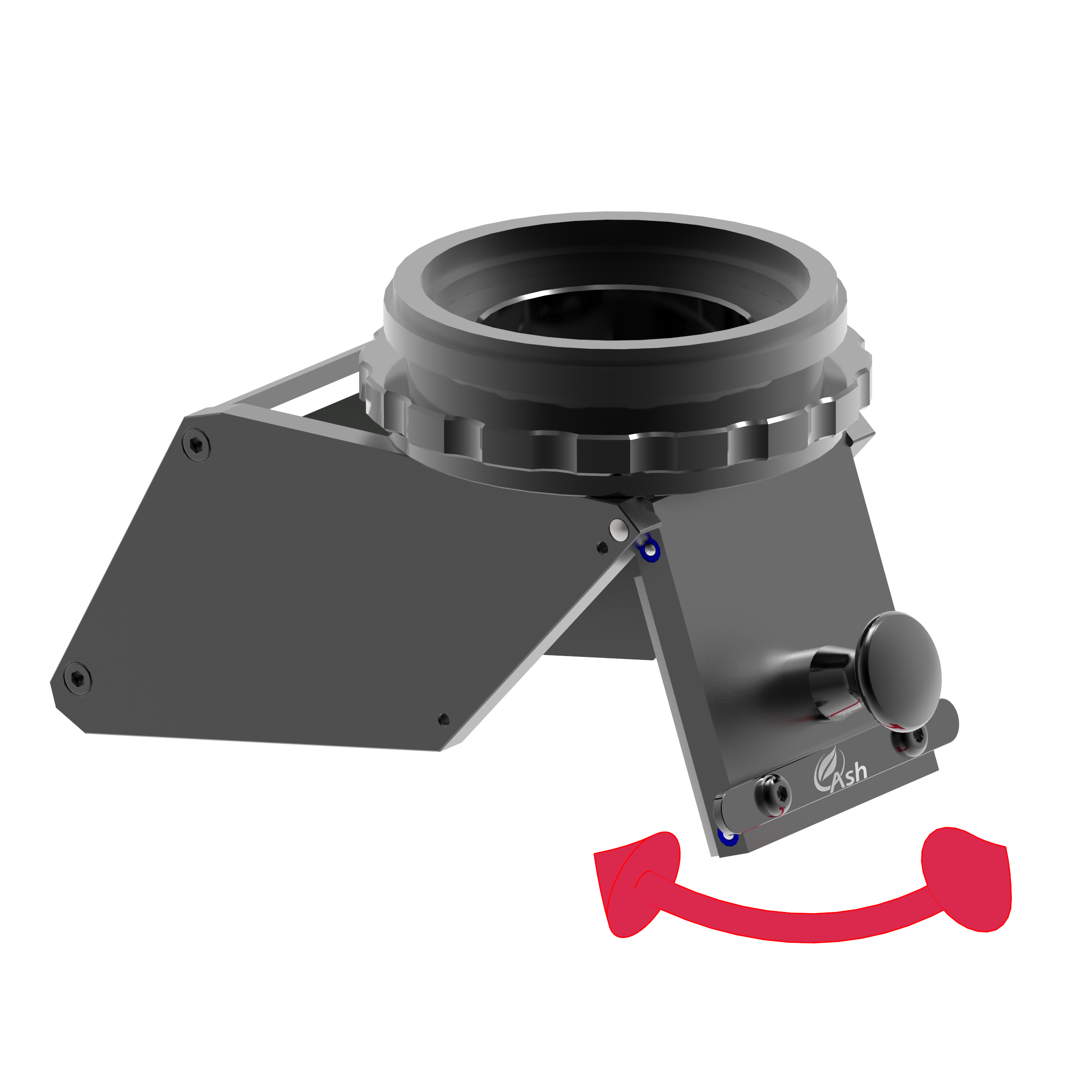 Ash AI-801-422 360° Rotating Viewer for Omni Core/Inspex II