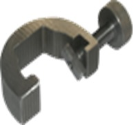 MA Microscope Track Stand Safety Clamp (MA225905)