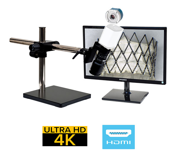4K301 series 5x-106x or possible 4x-212x + 4K Ultra HD + Pure HDMI [Starting at $3800]