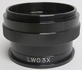 Auxiliary Lenses for: EMZ-10 AND Z-7100 (Thread M50, Pitch 0.75)