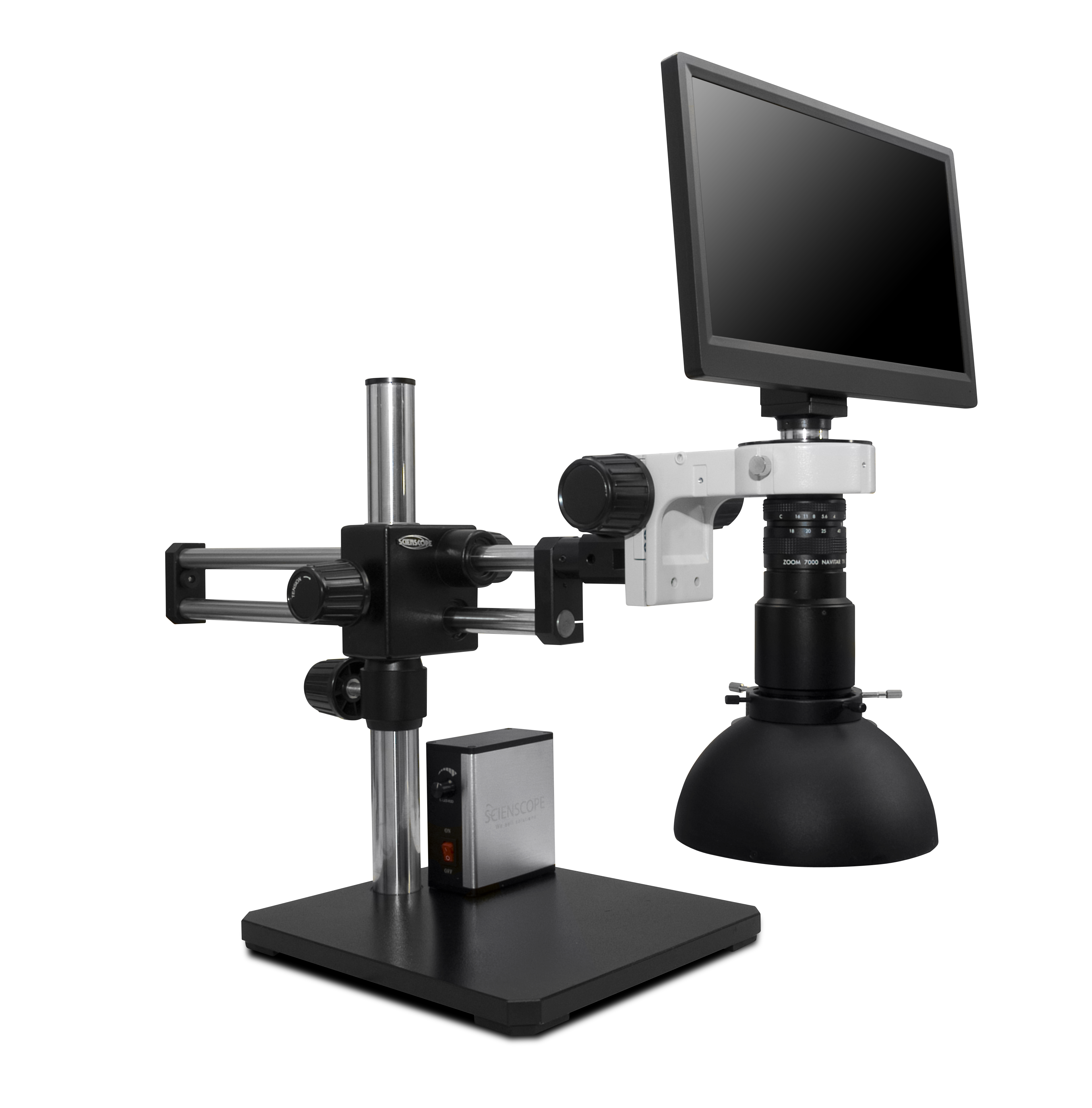 MAC3 Ergonomic Inspection Systems