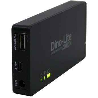 Dino-Lite WiFi/mobile adapter for Dino-Lite with rechargeable battery WF-10