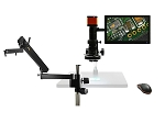 12x-77x Full HD 1080p Digital Microscope eHD2010LAPm12 with 12
