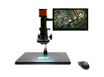 12x-77x Full HD 1080p Digital Microscope eHD2010LBKm12 with 12