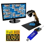 HDAF800 1080P HD + USB Memory [Start at $4995]