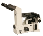 Meiji Techno IM7100 Binocular Inverted Brightfield Metallurgical Microscope