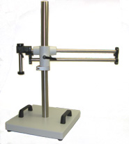 Meiji Techno Microscope BAS-2 Ball bearing stand with 13