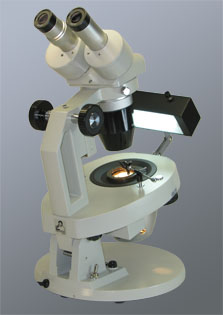 Meiji Techno Microscope GEMT/BF-DF Stand with Brightfield/Darkfield switch