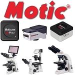 Motic Microscopes and Cameras