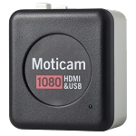 Motic Digital Microscope Moticam 1080 Full HD Multi-Output Camera