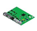 Navitar Machine Vision 1-40167 5 Phase Stepper PCB