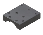 Navitar Machine Vision 1-62572 6.5X Flat Mount for use with Zoom 6000 motorized lenses