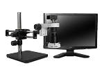 Scienscope Microscopes MAC-PK5D-E1Q-4K 4K Digital Inspection System with 28