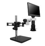 Scienscope Microscopes MAC3-PK5D-R3 MAC3 Ergonomic Inspection System with 12