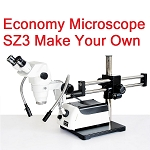 Economy Microscope SZ3 Make Your Own
