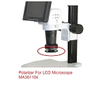 Polarizer For LCD Microscope MA361104