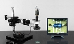 MZ1 Series Digital Microscope Micro Zoom Lens MZ-2000-LED-A
