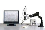MZ1 Series Digital Microscope Micro Zoom Lens MZ-5000-AN-A