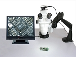 SZ3 Series Zoom Stereo Microscope SZ3-5000T-FR-D