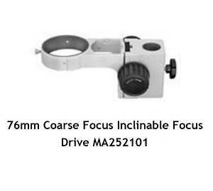 76mm Coarse Focus Inclinable Focus Drive MA252101
