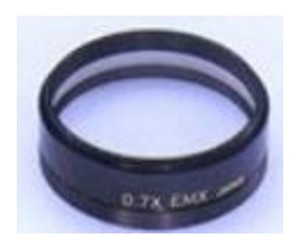 Meiji Techno MA652 Auxiliary lens 0.7X for EMX-1 (300mm)