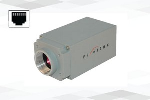 "Pixelink CMOS GigE 6.6 MP Mono Industrial Machine Vision Camera PL-B781G with 1"" Sensor and Pixelink Capture OEM Software"