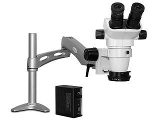 [DISCONTINUED] Digital Microscope Scienscope SSZ-II Series Stereo Zoom SZ-PK3-LED