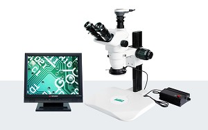 SZ9 Series Zoom Stereo Microscope SZ9-200T-LED-D
